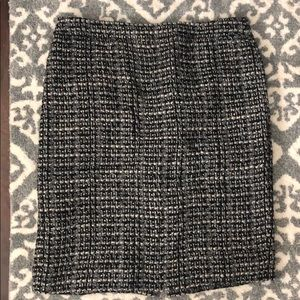 Tweed Jcrew skirt, worn once!